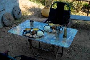 Rajasthani thali for lunch (Photo: ILeontie)
